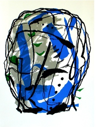 Peter Griffin, 'Head III', 2007, Maddox Arts