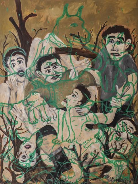, 'Helping Hand,' 2012, iPreciation