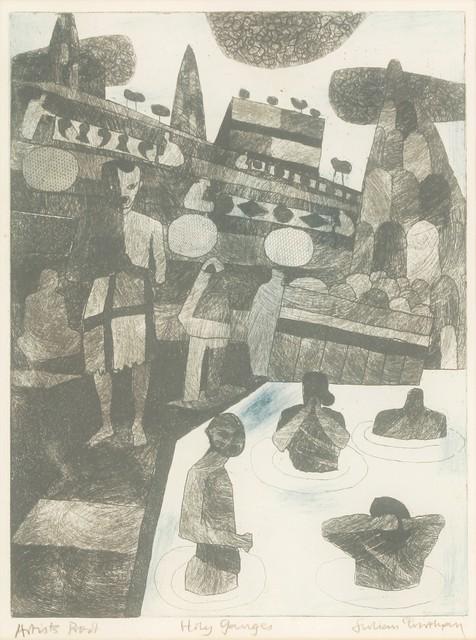 Julian Trevelyan, 'Holy Ganges (Turner 205)', 1968, Sworders