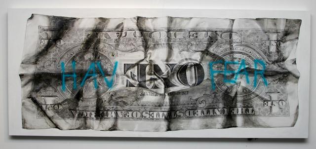, 'Have No Fear,' 2015, Ricco/Maresca Gallery