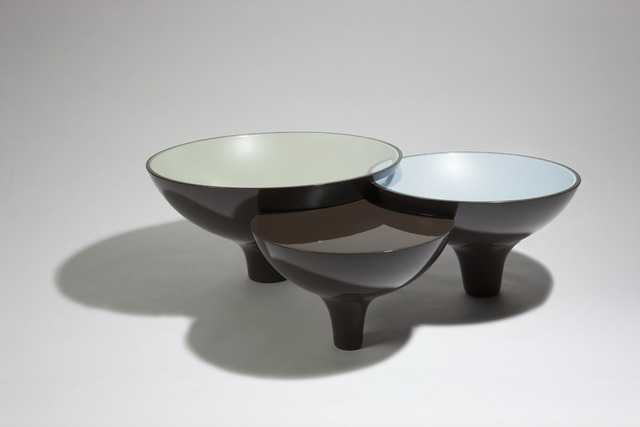 , 'Three Circles Table,' 2008, Galerie Italienne