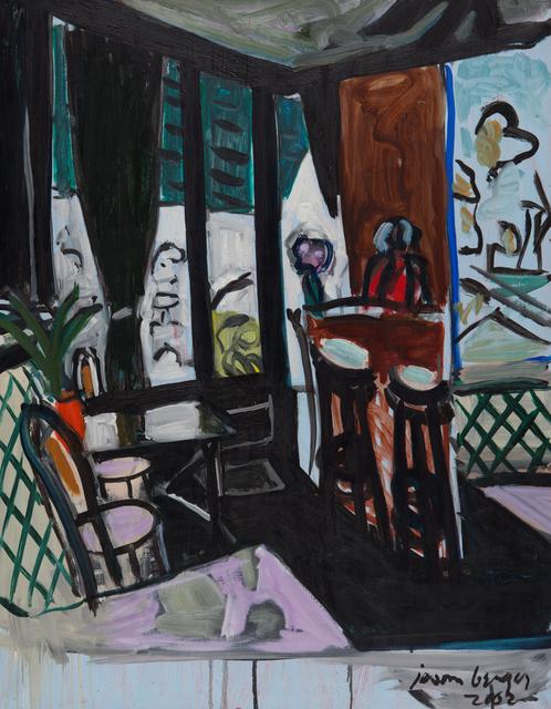 , 'Café des Glace,' 2002, Childs Gallery