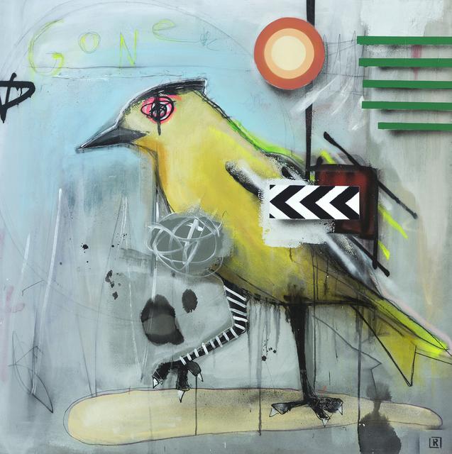 , 'Long Gone,' 2017, Galerie LeRoyer
