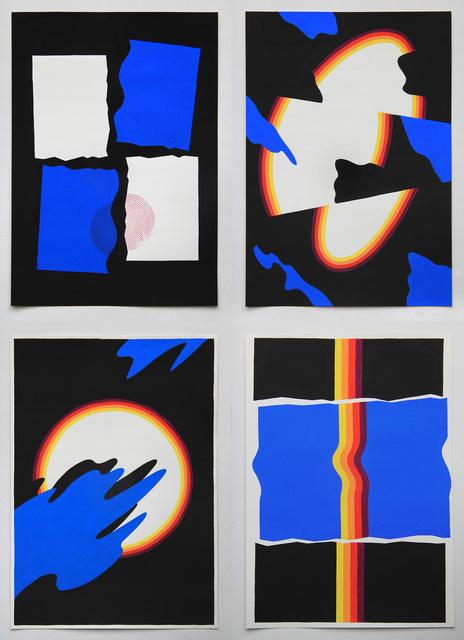 , 'Documentos e imágenes promocionales - Grupo 4,' 2015, 80M2 Livia Benavides