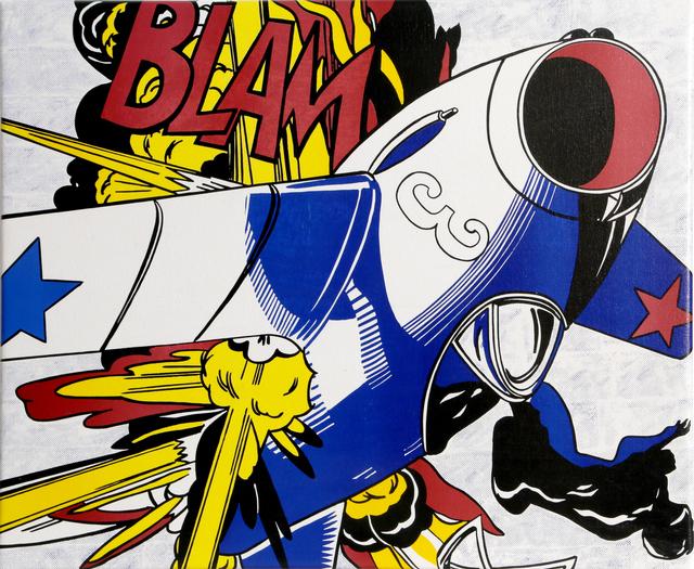 Roy Lichtenstein, 'Blam', ca. 1990, RoGallery