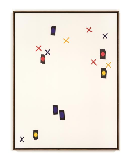 , 'Key performance indicator xv (Habitual Abstraction),' 2017, Gallery Hyundai
