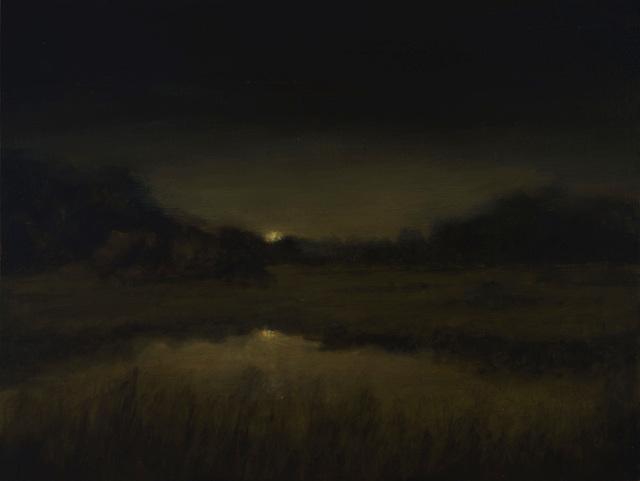 , 'The Stillness of Night,' 2018, Sullivan Goss