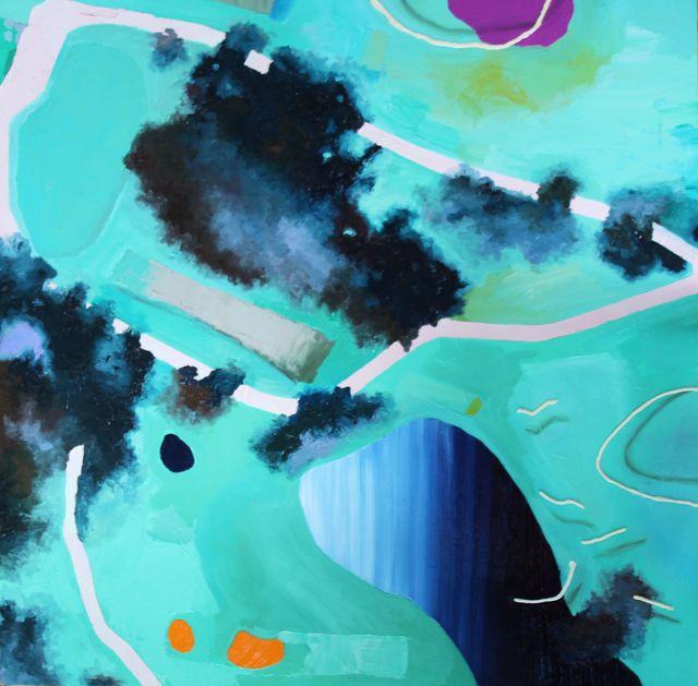 , 'Earth 6,' 2017, Alvarez Gallery