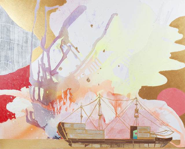 , 'Elephant Path,' 2014, Emerson Dorsch