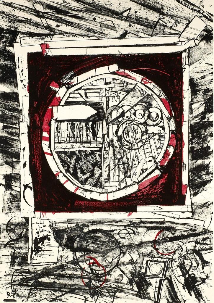 Robert S. Neuman, 'Pedazo del Mundo #5,' 1962, Childs Gallery