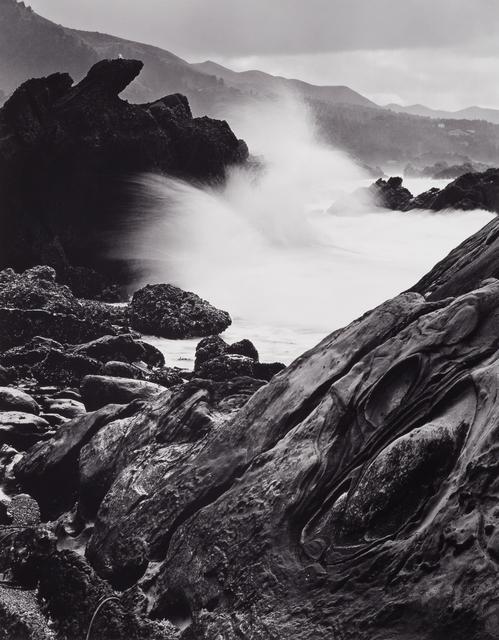 , 'Point Lobos Wave, 1958,' 2012, Ryan Gallery