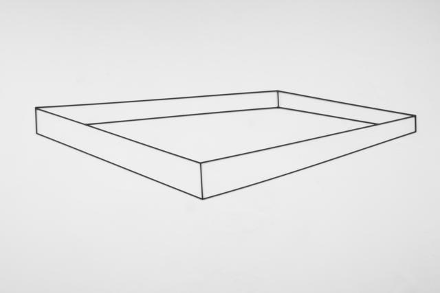 Sérvulo Esmeraldo, 'L'Enclos', 2002, Sculpture, Steel, Pinakotheke