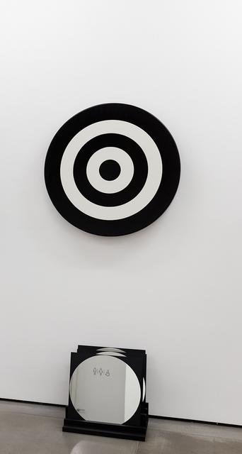 , 'Tiro ao alvo (Proposta para o I Salão de Arte da Eletrobrás),' 1971, Galeria Nara Roesler