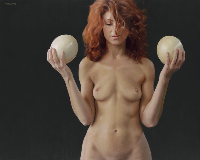 , 'Eggestential,' , Sirona Fine Art