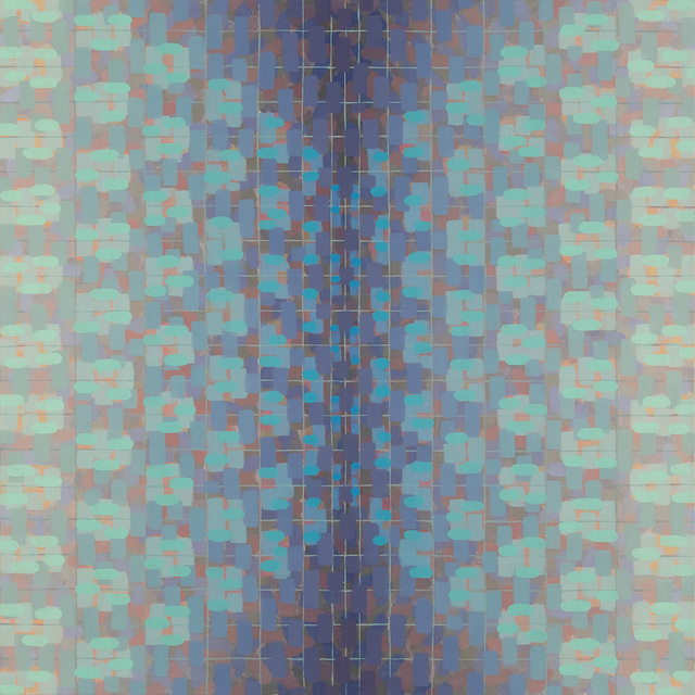 , 'Blue Yonder,' 2013, Garis & Hahn