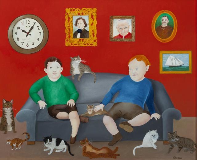 Magdalena Shummer-Fangor, 'Brothers', 2015, GNYP Gallery