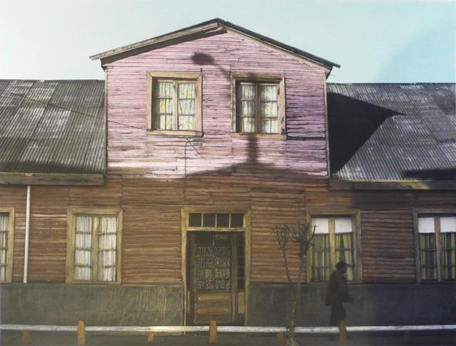 , 'La Casa de la Cortinas. Nueva Imperial, Chile,' 2014, Michael Hoppen Gallery
