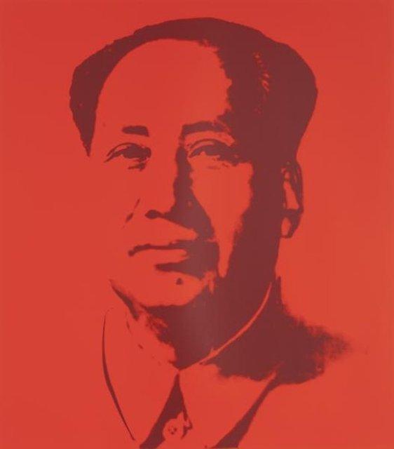Andy Warhol, 'Mao Rot - Sunday B. Morning (After)', ARTEDIO