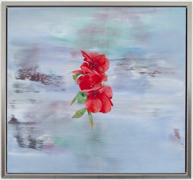 , 'Triple Bloom,' 2018, Kiechel Fine Art