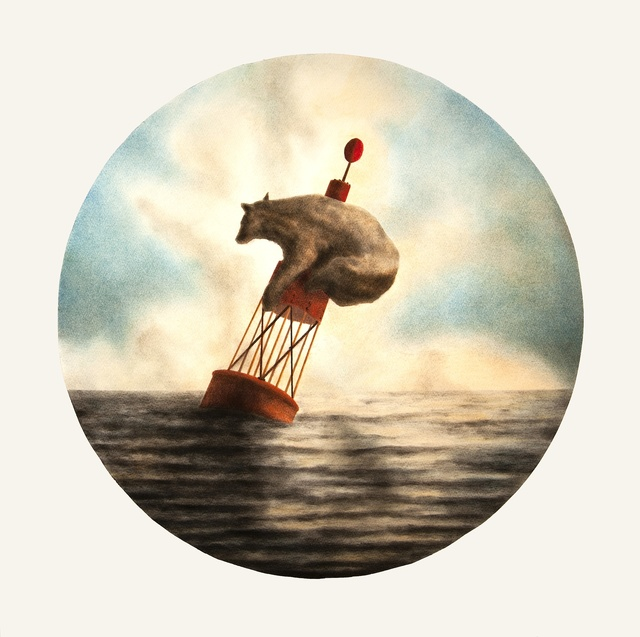 , 'Bear on a Buoy,' 2018, Gallery Jones