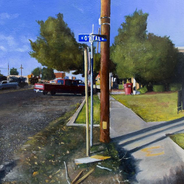 , 'O'Neal,' 2017, Ro2 Art