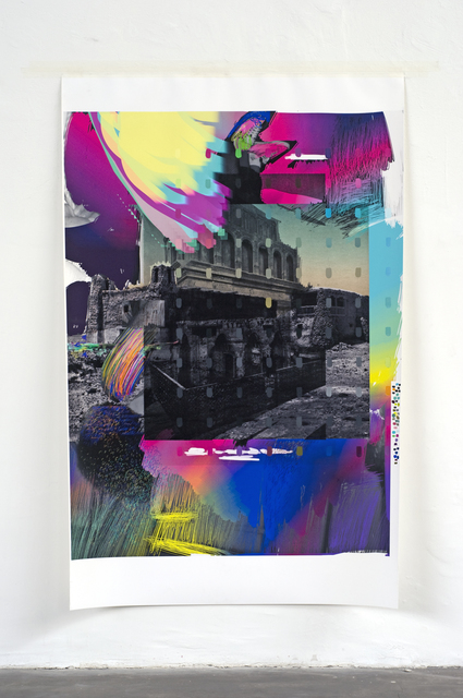 ", '""Landscape + Ruins"" #3,' 2011, Casa Nova Arte e Cultura Contemporanea"