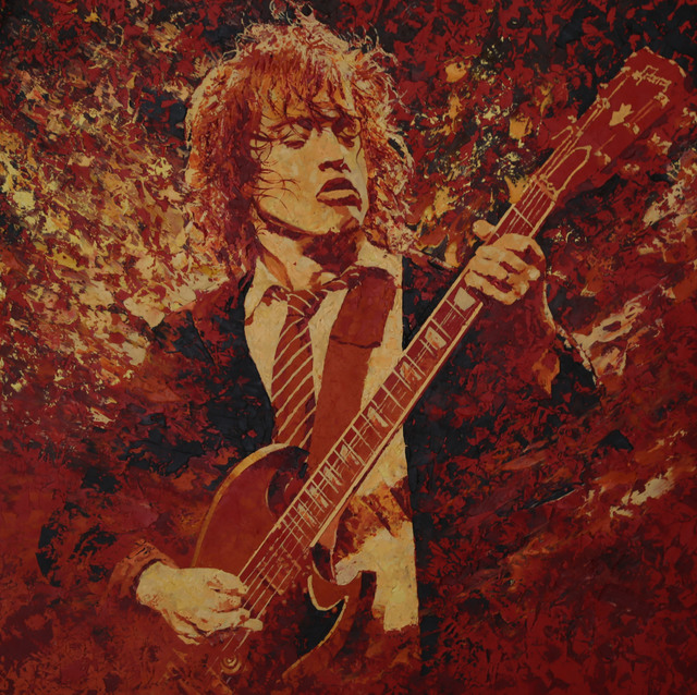 , 'Angus Young,' 2010, Best Art Gallery