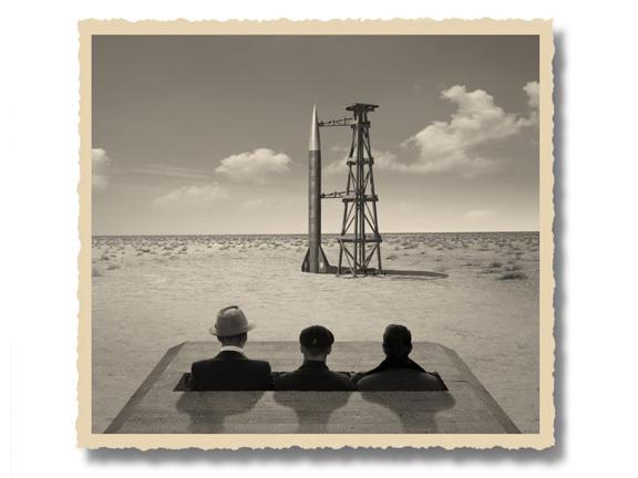 , 'Rocket,' 1969/ 2011, PDNB Gallery