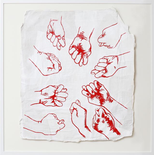 , 'Mano Fico,' 2014, Spotte Art