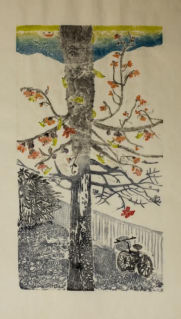 , 'Half and Half series: Cotton tree pavement,' 2018, Artify Gallery
