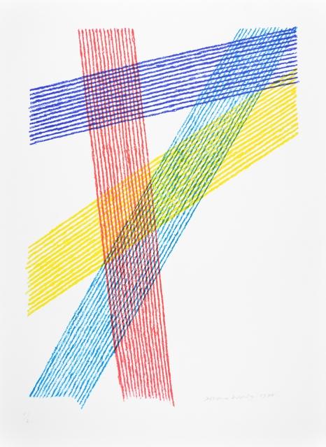 Piero Dorazio, 'Trigon', 1990-2000, ARTEDIO