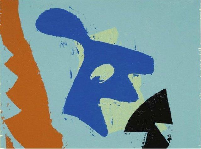 Charlie Hewitt, 'Blue Goose', 2009, Heather Gaudio Fine Art