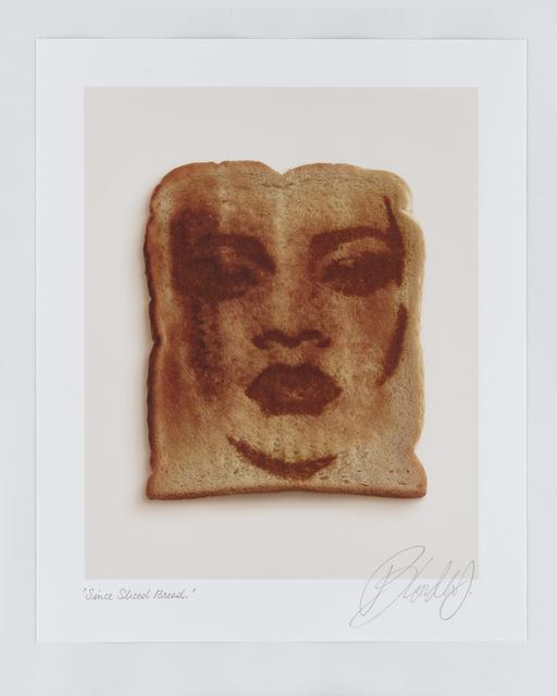 , 'RIHANNA 'Since Sliced Bread',' 2019, Ronchini Gallery