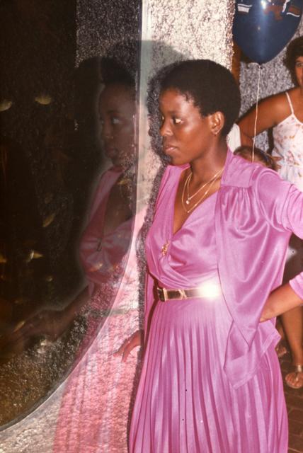 , 'Ke monahano ke ntse ke le pating II,' 2012, Afronova