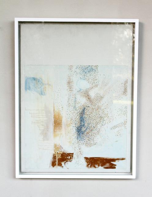 , 'Blue Shadow: Giusti I,' 1960, New Art Centre