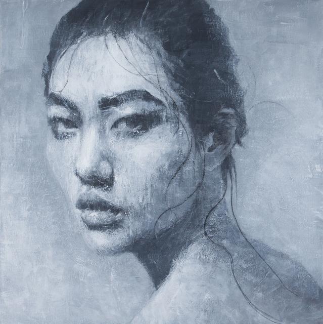 , 'Studio di donna IV,' 2014, Accesso Galleria