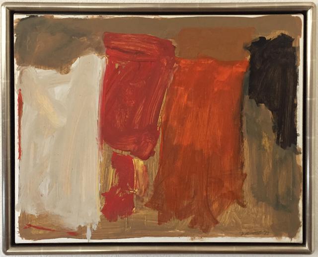 ", '""Untitled #122"",' 1977, Scott White Contemporary Art"
