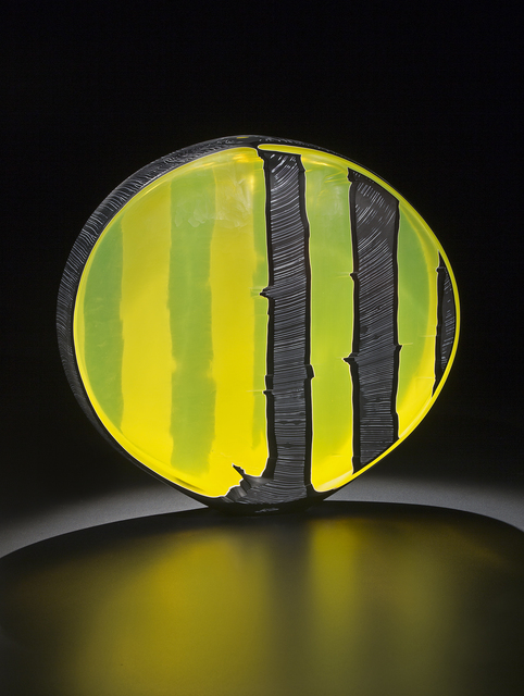 , 'Divided Sun Stripe,' , Sandra Ainsley Gallery