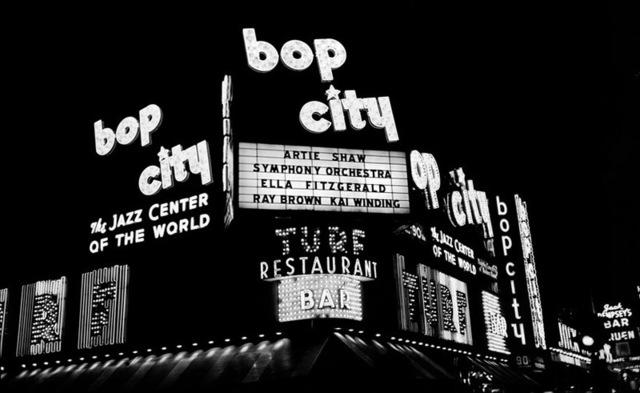 , 'Bop City, NYC,' 1953, Robert Mann Gallery