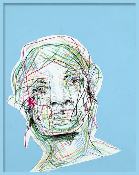 , 'Cornea,' 2014, Mirus Gallery