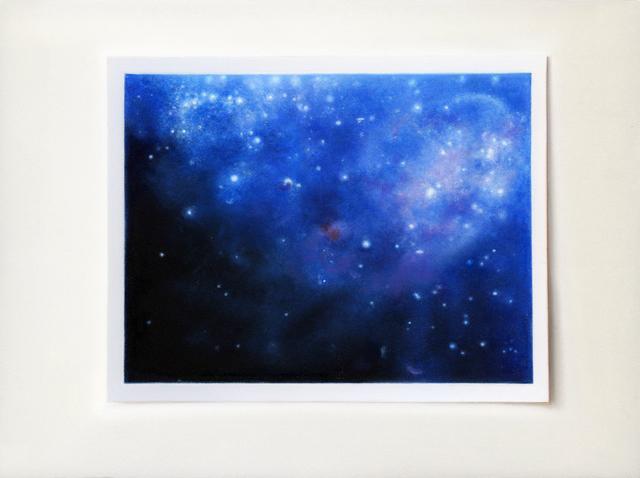 , 'Galaxy: Dust & Smoke,' 2017, Purdy Hicks Gallery