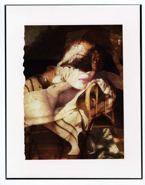 , 'PP/Face - Figure H,' 1990/91, Rhona Hoffman Gallery
