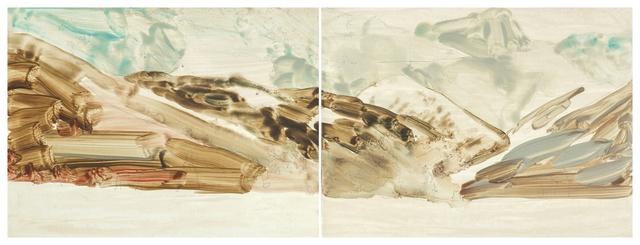 , 'A Mountain-27,' 2015, Aki Gallery