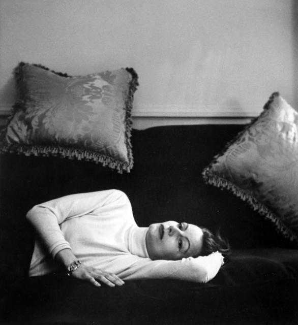 , 'Greta Garbo,' 1946, Huxley-Parlour