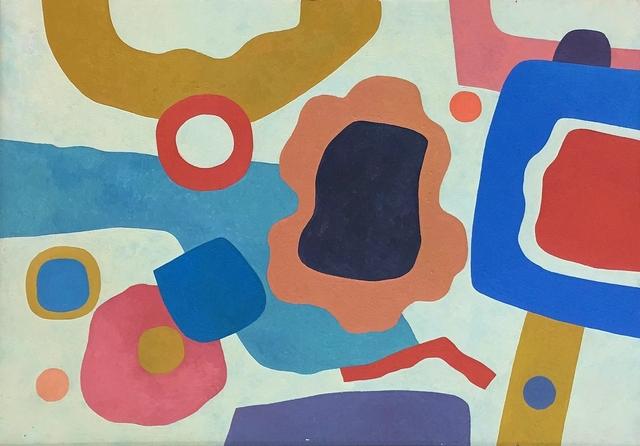Patrick Burke, 'Composition', 1963, Lawrence Fine Art