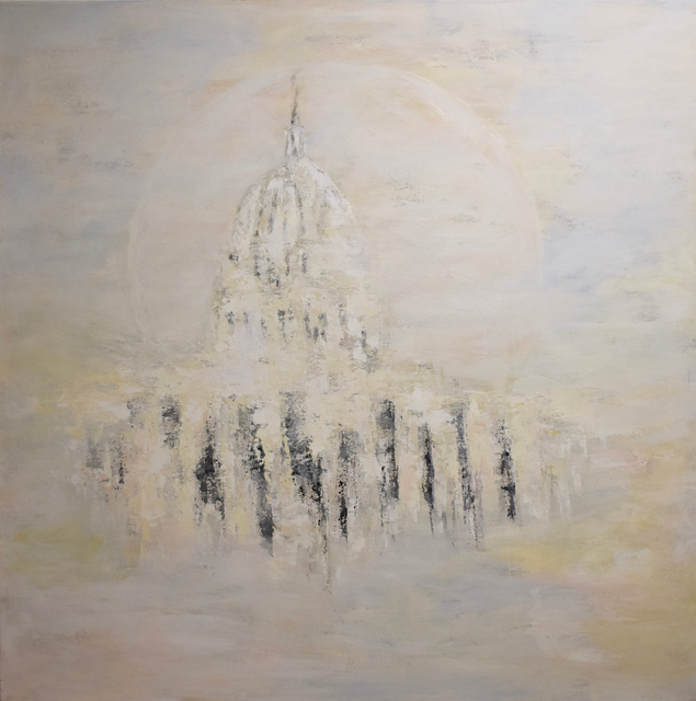 , 'Rotunda,' 2017, Susan Calloway Fine Arts