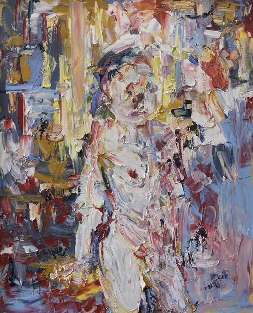 , 'Rushing Through,' 2017, Richard Heller Gallery
