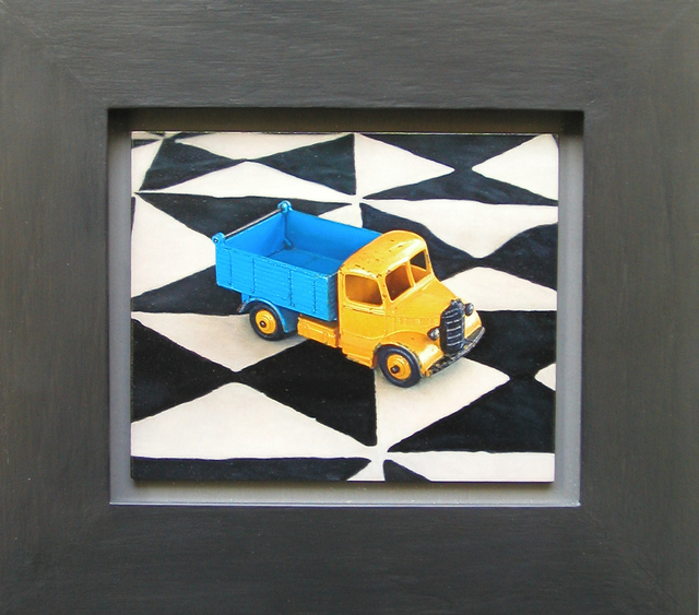 , 'Blue and Yellow Toy Truck,' 2005, Nancy Hoffman Gallery