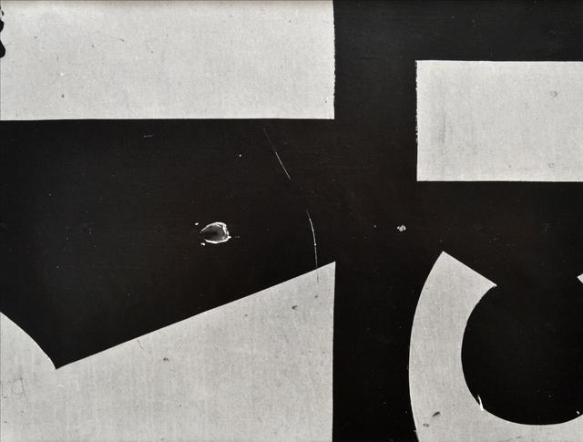 Aaron Siskind, 'Chicago 16', 1957, Scheinbaum & Russek Ltd.