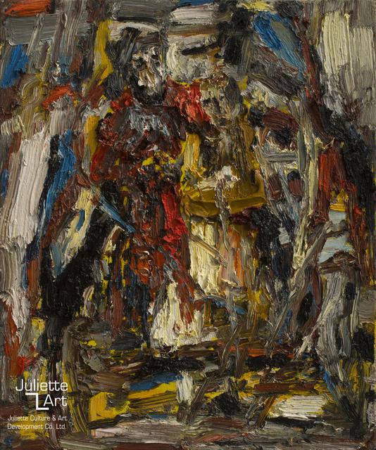, 'Fifteen Through,' 2012, Juliette Culture and Art Development Co. Ltd.